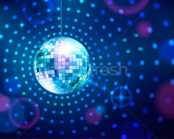 Disco ball.  Stock photo © Sonya_illustrations