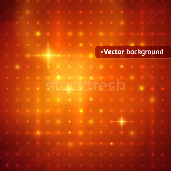 Disco lights background. Stock photo © Sonya_illustrations