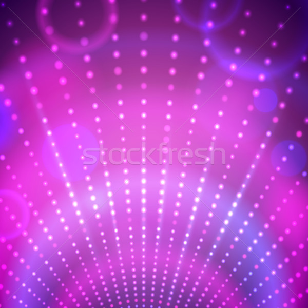 Background with disco lights. Stock photo © Sonya_illustrations