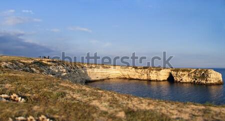 Coastal area on Crimea, Ukraine. Stock photo © sophie_mcaulay