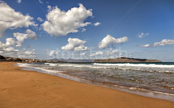 Cretan beach Stock photo © sophie_mcaulay