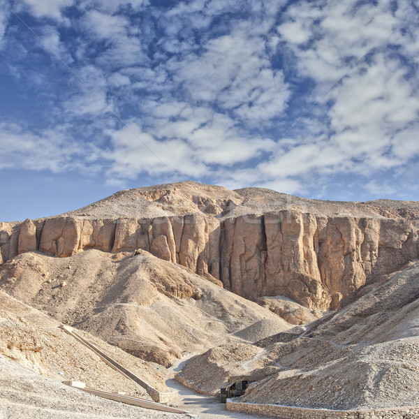 Valley of the kings, Egypt. Stock photo © sophie_mcaulay