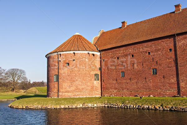Landskrona Citadel  Stock photo © sophie_mcaulay