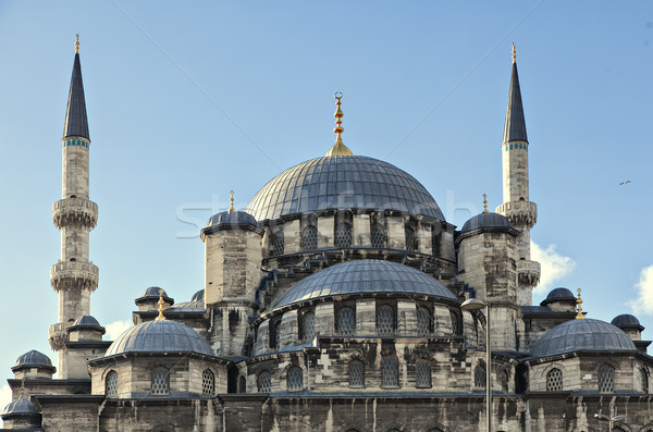beyazıt camii mosque Stock photo © sophie_mcaulay