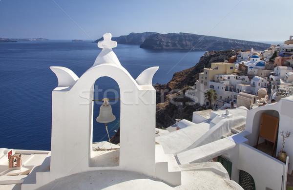 Beautiful Santorini Stock photo © sophie_mcaulay