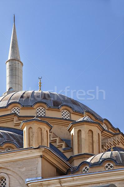 Manavgat mosque Stock photo © sophie_mcaulay