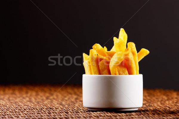 Sültkrumpli sültkrumpli több brit fekete élet Stock fotó © SophieJames