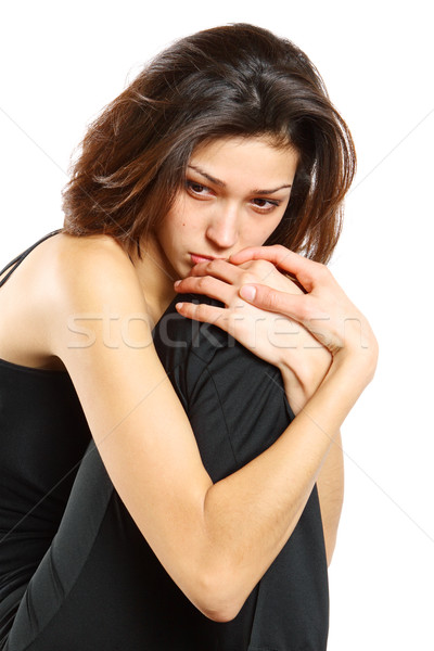 Depressed Teen Stock photo © soupstock