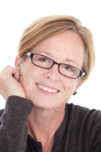 Middle aged woman Stock photo © soupstock