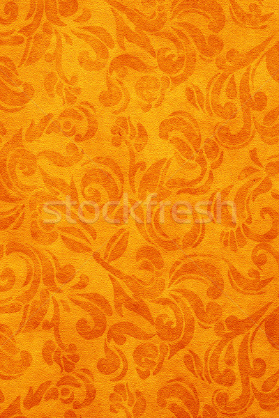 Art noveau tecido parede moda projeto Foto stock © soupstock