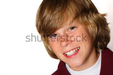 Adolescent Stock photo © soupstock