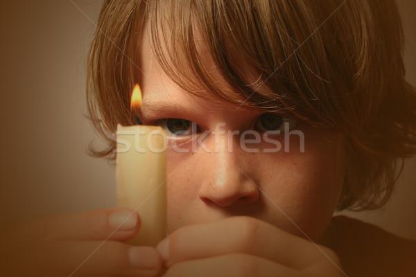 Fire Stock photo © soupstock