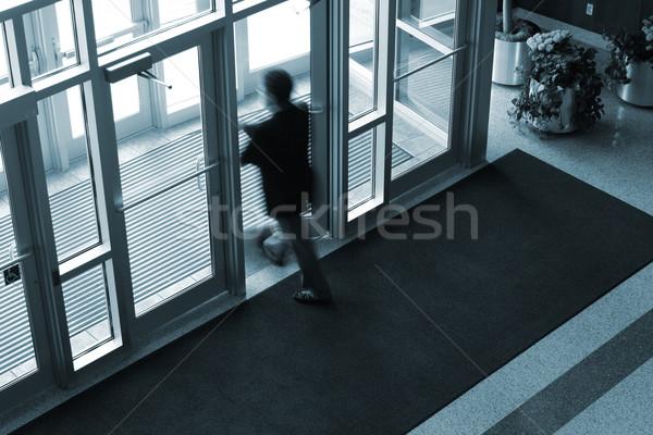 Into the Light Stock photo © soupstock