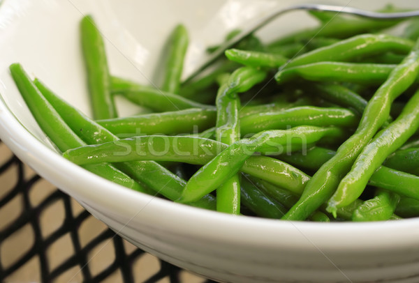Sauteed Green Beans Stock photo © soupstock