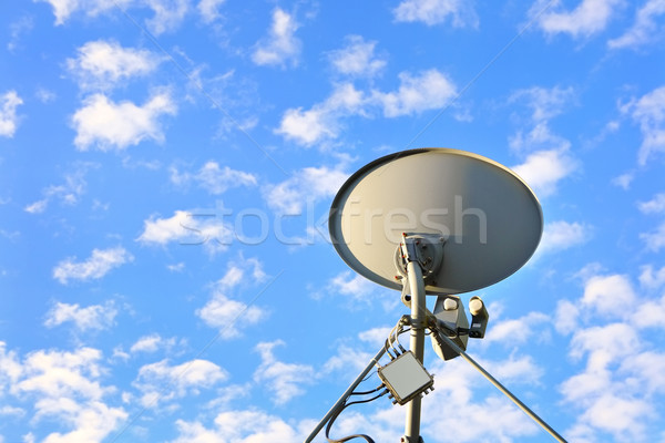 Satellite dish Stock photo © soupstock