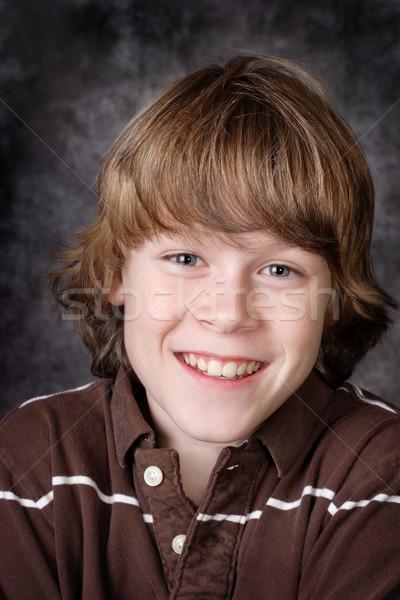 Happy Boy Stock photo © soupstock