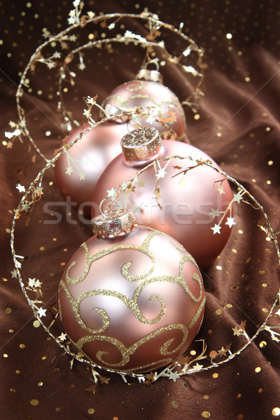 Christmas Ornaments Stock photo © soupstock