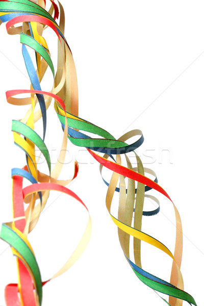 Party Streamers Stock photo © spanishalex