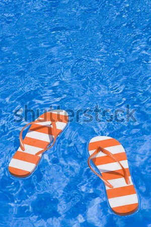 Pool Thongs Stock photo © spanishalex