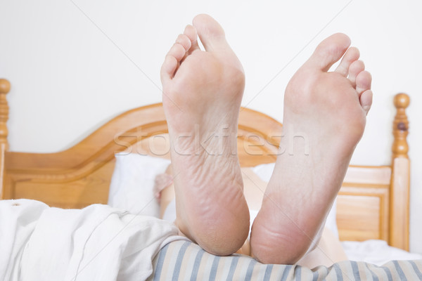 Feet Stock photo © spanishalex