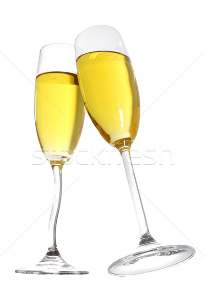 Champagne Toast Stock photo © spanishalex