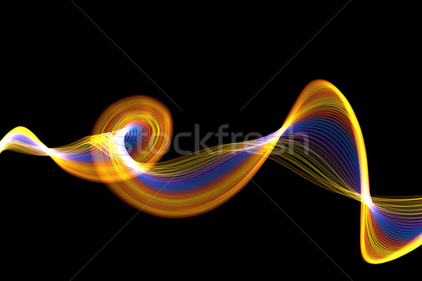 Waveform Stock photo © Spectral