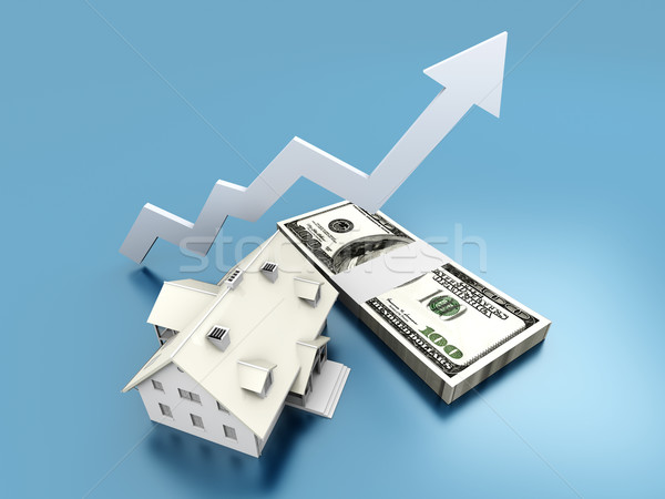 Growing Real Estate value	 Stock photo © Spectral