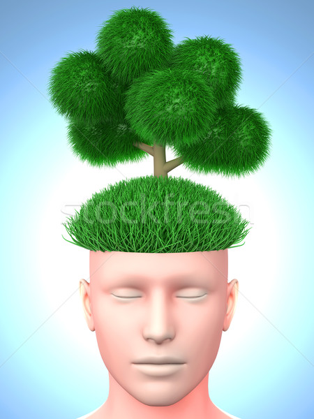 Think green Stock photo © Spectral