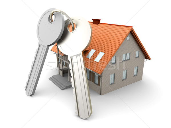 House and Keys Stock photo © Spectral