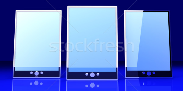 Tablet PCs Stock photo © Spectral