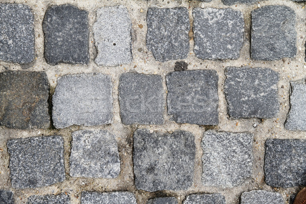Cobblestone Floor Stock photo © Spectral