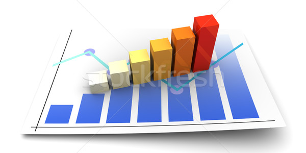 Growing Value Stock photo © Spectral