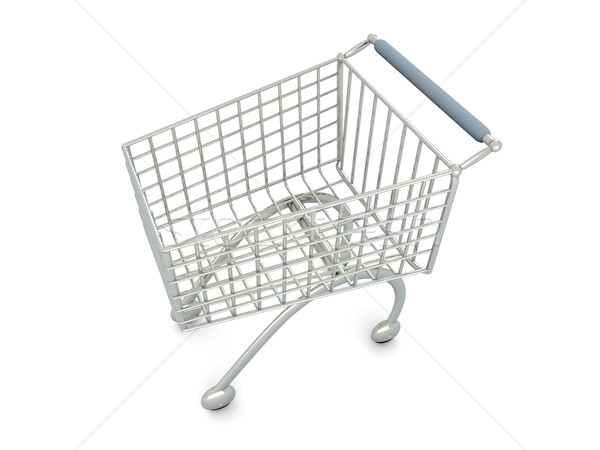 Shopping Cart Stock photo © Spectral