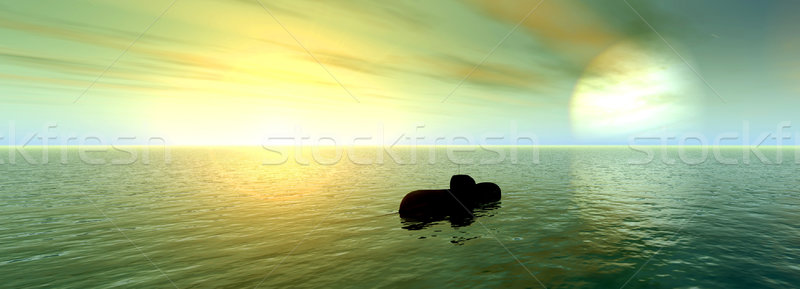 U-887 Stock photo © Spectral