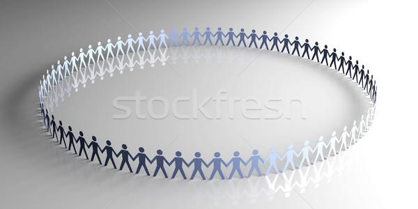 Community Stock photo © Spectral