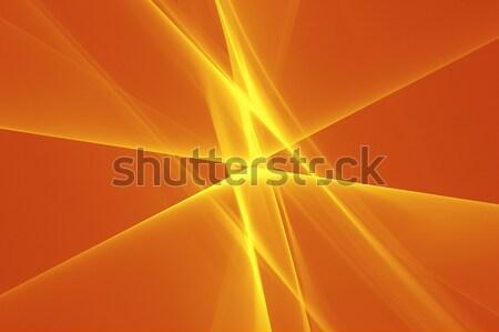 Digitale digitalmente abstract design arte energia Foto d'archivio © Spectral
