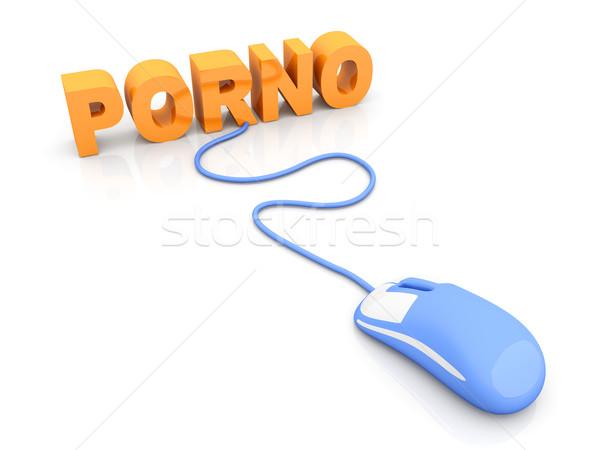 Porno click Stock photo © Spectral