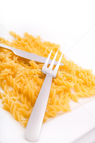 Dried Pasta Stock photo © Spectral