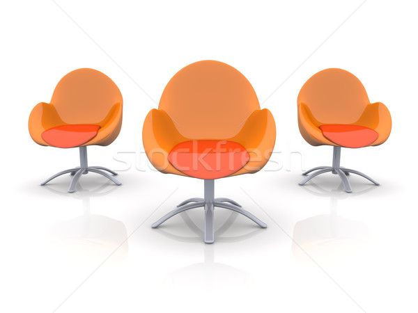 Design Chairs Stock photo © Spectral