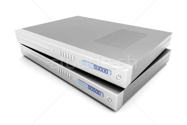 Blu ray devices	 Stock photo © Spectral