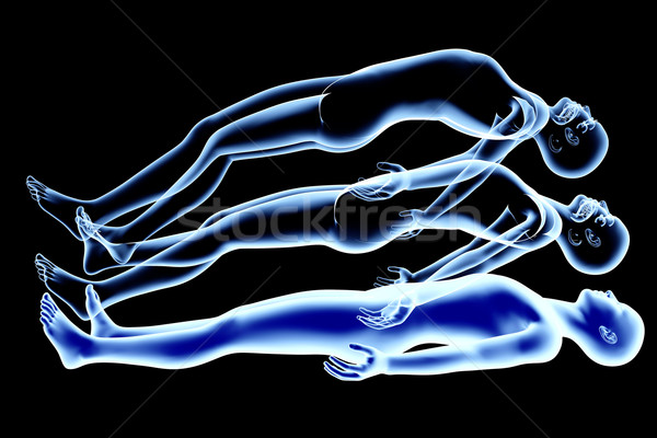 Astral Projection Stock photo © Spectral