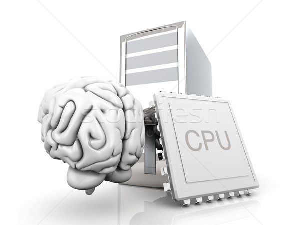 Artificial Intelligence Stock photo © Spectral