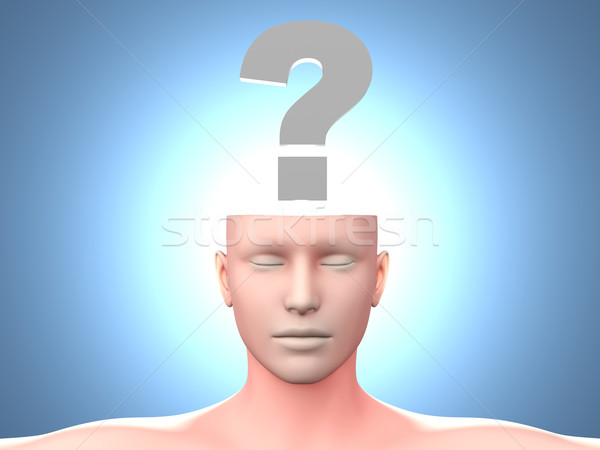 Question Stock photo © Spectral