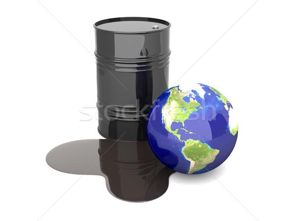 Oil disaster - America Stock photo © Spectral