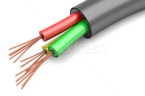Cable Stock photo © Spectral