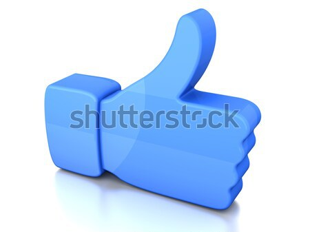 Thumb up	 Stock photo © Spectral
