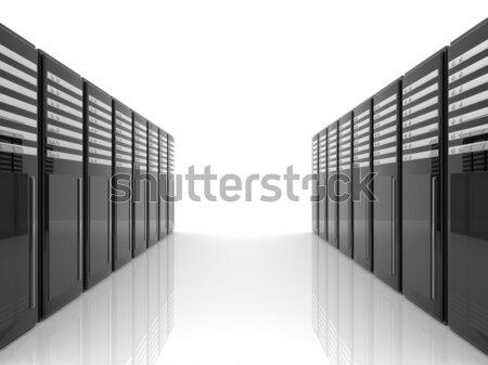 Server Room