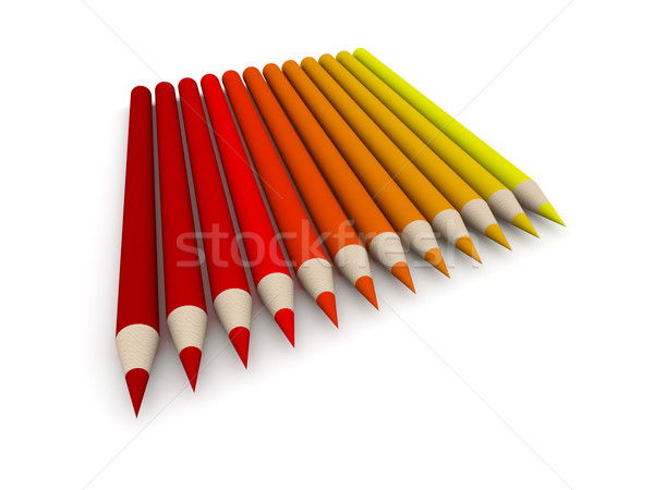 Crayon Color Spectrum