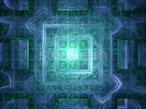 Dijital dijital soyut dizayn bilim enerji Stok fotoğraf © Spectral