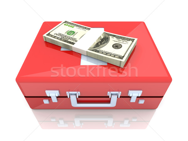Cash aid emergency Stock photo © Spectral